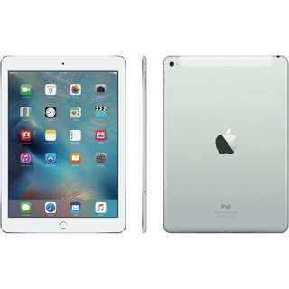 iPad Air 2 128 GB silver WiFi and Cellular 99.9% new