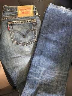 Levi's Jeans Women