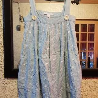 TRF denim dress