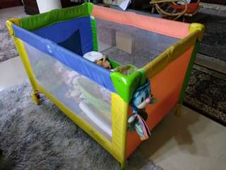 Otomo Child Baby Playpen