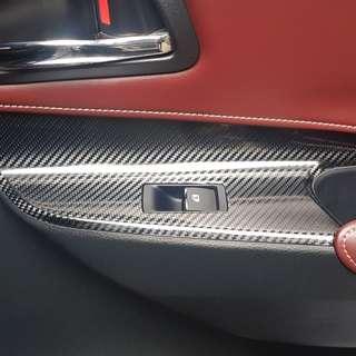 Car Interior Panel Wrap