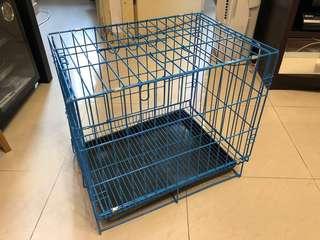 寵物鐵籠(可摺)