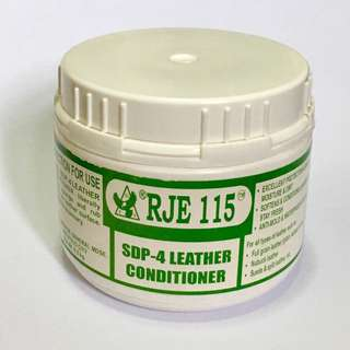 RJE Leather Conditioner