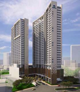 Condo for sale in Sta.Mesa Manila near Ubelt and LRT 2 Station V-Mapa and Pureza station