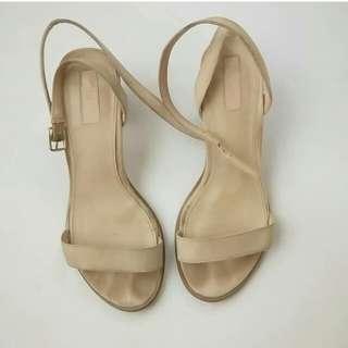 Forever 21 block heels