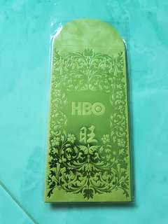 Bn HBO movie tv red packet ang pow 1 packet