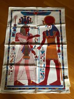 The British Museum Egyptians Tea Towel