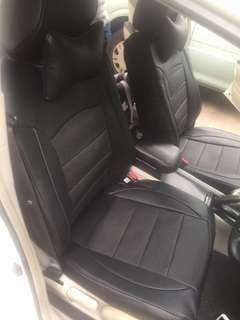 Honda Civic FD leather seat cover (customise)