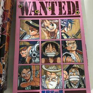 one piece manga eng and chinese