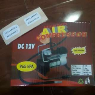 kompresor angin mini ORIGINAL Air compressor 965kpa