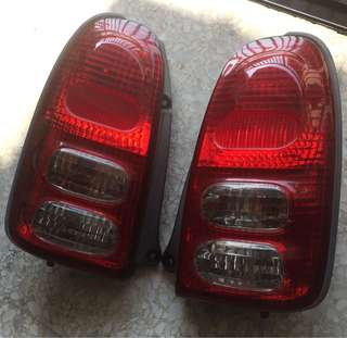 Kelisa 2nd gen rear lamp