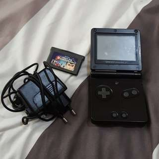 JUAL GAME BOY ADVANCE SP
