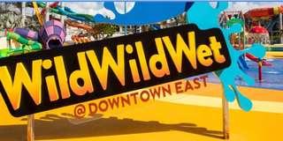 Cheapest Wild Wild wet tickets