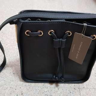 Charity - Charles & Keith Bucket Bag