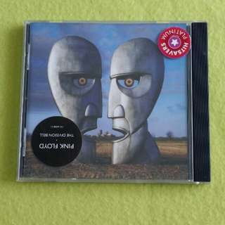 PINK FLOYD. the division bell. Cd not vinyl record