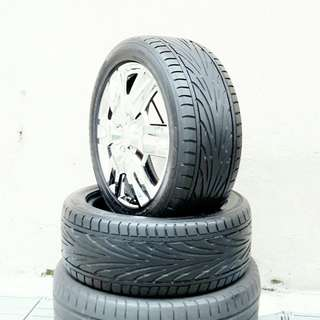 Used 205/50 R16(Sold) Toyo (2pcs) 🙋‍♂️