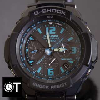 G-Shock Gravity Defier GA-1200BD