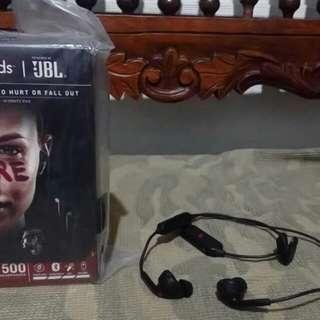 Jbl Yurbuds Inspire 500 (black)