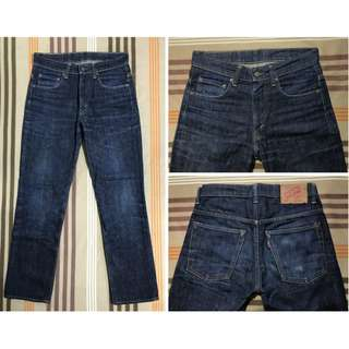 Denime Jeans made in Japan