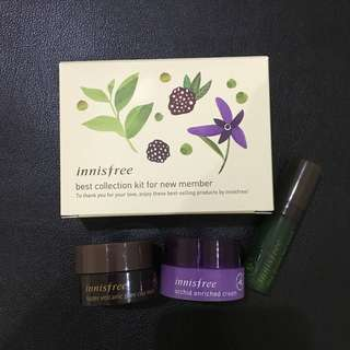 INNISFREE TRAVEL SIZE