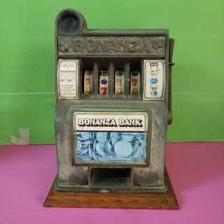 Bonanza Coin Bank