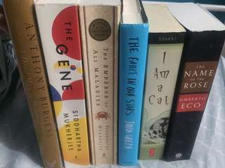 Books 200 Each
