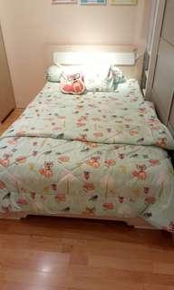 Bed Set Leon