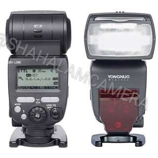(USED) YONGNUO YN 685 TTL HSS FLASH FOR CANON DSLR CAMERA