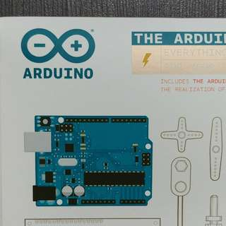 Arduino Starter Kit (used, full set + book)