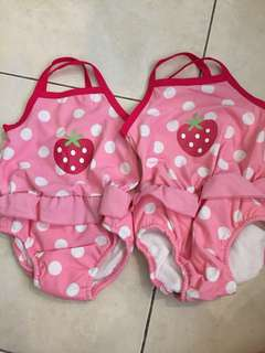MOTHERCARE SWIM SUIT 12 /18 mth