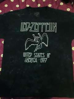 Led Zeppelin 1977