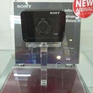 Sony DSC-RX0/BL Dp 0% Cukup Admin 199.000 Tanpa Kartu Kredit