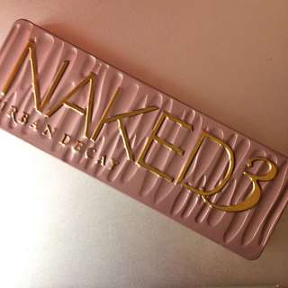 Original Urban Decay Naked 3 Palette