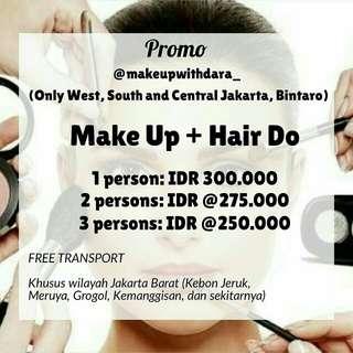 Make Up Artist Jakarta MUA