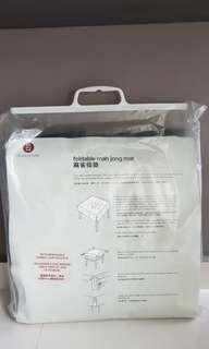 Foldable mahjong mat from Goods of Desire (HK)