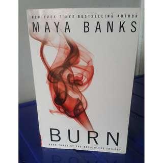 Burn - Book 3 of Breathless Series