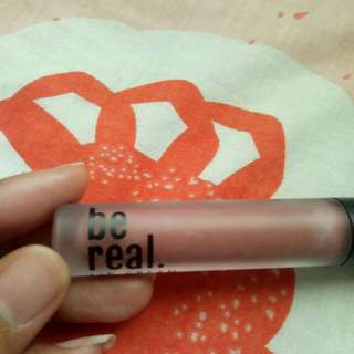 Be Real Lip Cream Nude