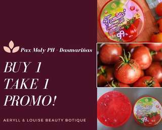 Buy 1 Take 1 - Tomato Soothing gel