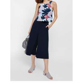 Love Bonito Cyora Pleated Culottes