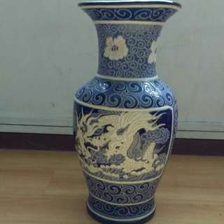 Antique Porcelain Vase(Negotiable)