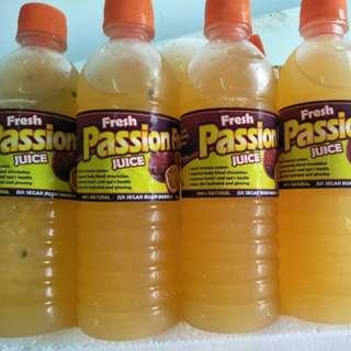ASF Fresh Passion Fruit Juice