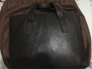 Almost new Fino leather handbag/laptop bag