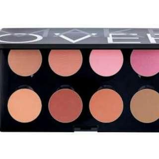 MakeOver Professional Highlight & Contour Palette