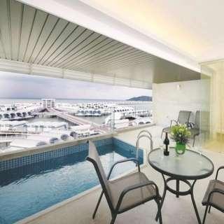 Lexis Hibiscus Port Dickson - Sky Pool Villa (4-6 Pax)