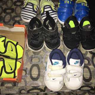 Nike shoes for 6-12months