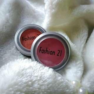Fashion 21 Single Blush-On