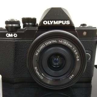 Olympus OM-D EM10II/BL DP 0% Cukup Admin 199.000 Tanpa Kartu Kredit