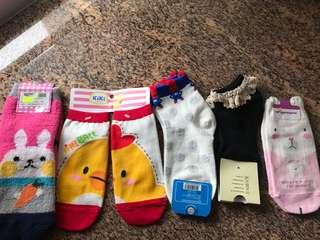 襪 Socks