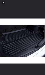 Mitsubishi lancer cs3 trunk mat