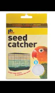 Eliminate Mess Forever Seed Catcher